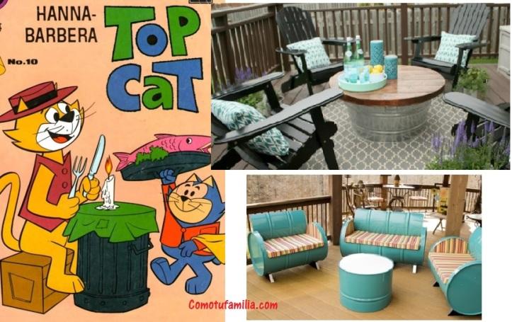 Topcat DIY comotufamilia.com
